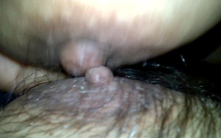 Indian big boobs Pinki bhabhi rubbing own nipp with husband Jeet'_s