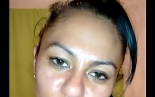 Indian Young Horny busty fastened aunty playing with whisper suppress huge gumshoe - Wowmoyback.MP4