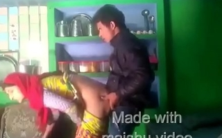 bhabi fucked with painfull