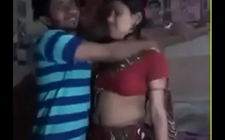 Desi Bengali grow baffle strings up by her lover vanguard of cam (sexwap24.com)