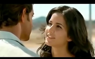 Bollywood Katrina Kaif In all directions from Hawt Smooches Liplock Video