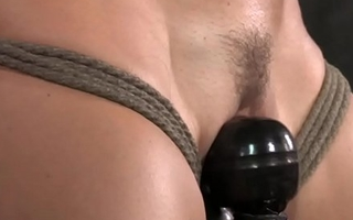BDSM sub India Summer hot body whipped
