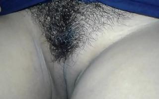 super hairy bengali boudi