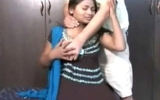 indian girl obtaining foreplay with herneighbour uncle