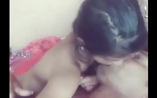 Indian real brother sister from bihar convenient home having great time, sucking, kissing, blowjob