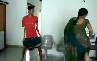Crestfallen South Indian hot Pest Dance