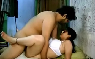 Chubby floosie savita bhabhi likes it when he s rough