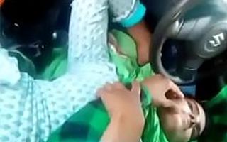 Devar bhabi intrigue in car