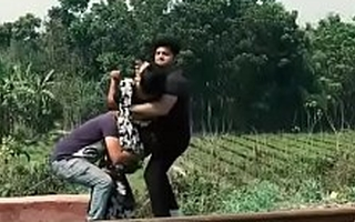 Indian married bhabhi lose one's heart to by several brat forced
