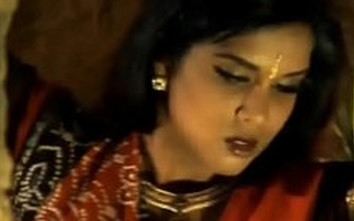 Shy Indian Newborn Unclothing