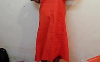 Indian aunty fixed shacking up with hostel crony