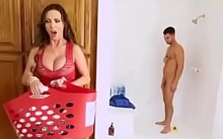 Indian Hot Frying Nri Mom fucked Son with the addition of sprog in bathroom - xxxdesimasalavideo.tk