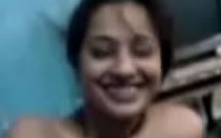 Desi Bhabi Enjoy surpassing say ungenerous to Husband Band together