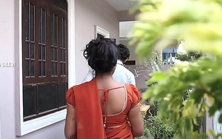 Village Aunty  Saree  Dropped Idealizer Movie