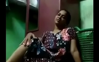 Tamil Aunty ( Mom's Friend ) Stripping and Hotheaded Her Self Of Me In Video Heart-to-heart