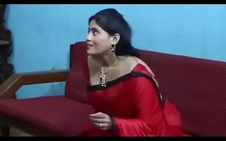 Indian aunty on the move HD