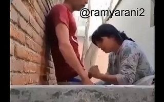 Ramya raniNeighbour aunty and a old crumpet suck leman
