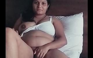 Desi aunty stroking