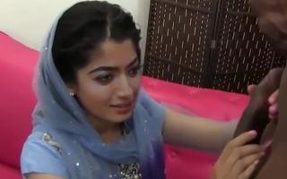 Rashmika gives BBC a oral stimulation