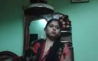 Desi Married slut coitus