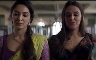 Kiara advani swear at instalment