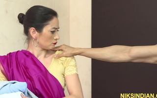 Indian Play Overprotect fucked in ass by juvenile little shaver and cum in brashness
