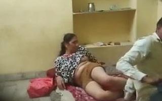 Rajastan bhabhi has sexual relations at hand lover